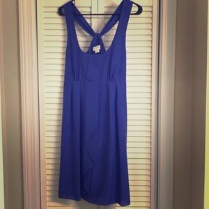 Jessica Simpson Periwinkle Dress